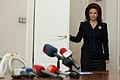 11.Saeimas priekšsēdētājas Solvitas Āboltiņas preses konference (6256429957).jpg