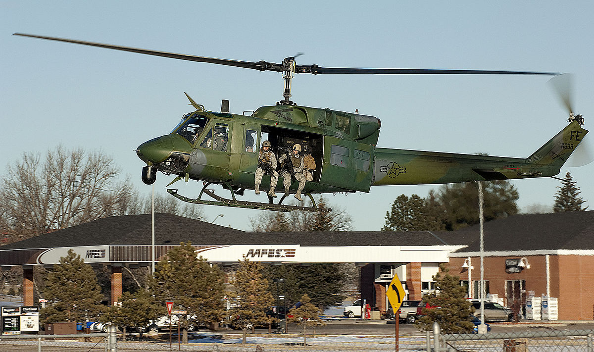 Huey Helicopter For Sale >> 582d Helicopter Group - Wikipedia