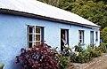 124z People and homes. St Helena Island, South Atlantic Ocean. Photograph taken 1983, 84, 85.jpg