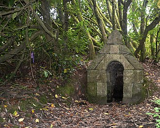 Duloe, Cornwall - St Cuby's Well