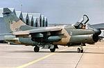 149th Tactical Fighter Squadron A-7D Corsair II 70-0966.jpg