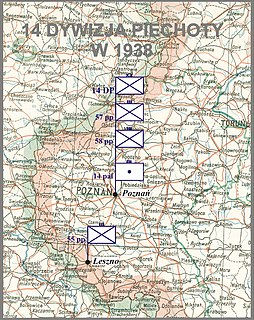14th Infantry Division (Poland)