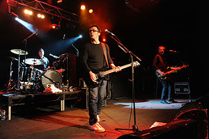 The Choirboys (band) - Choirboys in 2010