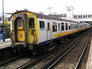 Spa Road Junction rail crash
