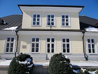 Sochaczew - Local palatial manor