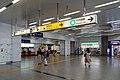 170824 Kita-Senju Station Tokyo Japan03s3.jpg