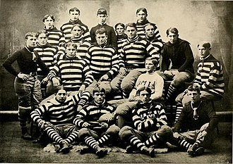 1896 VMI Keydets football team - Image: 1896 VMI Keydets football team
