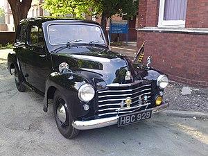 Vauxhall Wyvern - Vauxhall Wyvern LIX