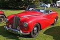 1954 Sunbeam Talbot Alpine sports roadster at Capel Manor, Enfield, London, England 1.jpg