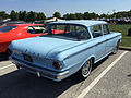 1962 Rambler Classic Custom 4-door sedan blue 2015 AMO meet 2of4.jpg