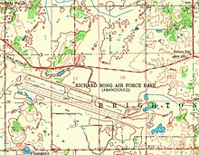 R I  Bong Air Force Base - Wikipedia