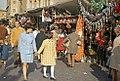 1968 Piazza Navona's Christmas market in Rome.jpg