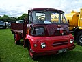 1969 BMC 360FG (OFR 101G) dropside lorry, 2012 HCVS Tyne-Tees Run.jpg