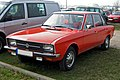1971 VW K70 L front 3q 2009 Kroelleboelle CC BY-SA 30 Unported ASmod.jpg