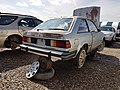 1981 Ford Escort - rear - Flickr - dave 7.jpg