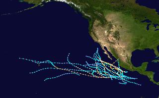 1983 Pacific hurricane season hurricane season in the Pacific Ocean