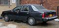 1984 Mercury Topaz GS rear left.jpg