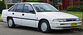 1991-1992 Toyota Lexcen (T2) CSi sedan (2010-12-28) 01.jpg