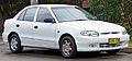 1997-2000 Hyundai Excel (X3) GLX sedan (2010-07-05) 01.jpg