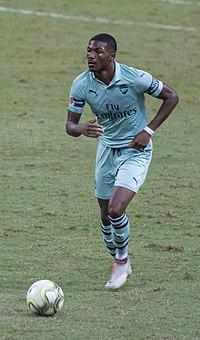 Ainsley Maitland-Niles - Wikipedia
