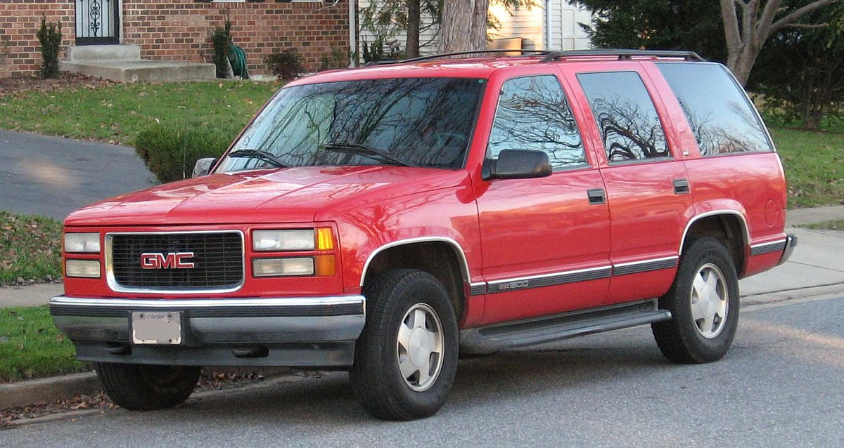 GMC Yukon - Wikipedia