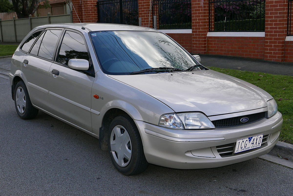 Px Ford Laser Kn Lxi Hatchback on 1994 Ford Ranger Motor