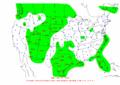 2002-09-09 24-hr Precipitation Map NOAA.png