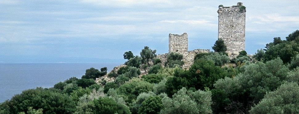 20020800 Paleopolis Samothrace island