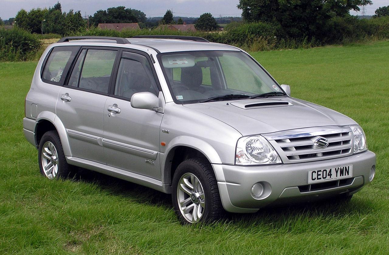 2004 suzuki xl 7 reviews - 2004 Suzuki Xl 7 Reviews 8