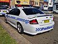 2004 Ford BA Mk II Falcon XR8 - NSW Police (5497912801).jpg