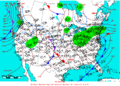 2006-01-03 Surface Weather Map NOAA.png
