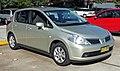 2006-2010 Nissan Tiida (C11) ST-L hatchback 01.jpg