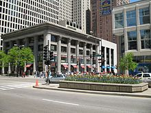 139cd500f4e25 Photo of former site of the Guess store on the Magnificent Mile in Chicago