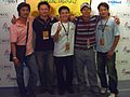 2007TaiwanCyberGameQualification PGR3 Winners.jpg