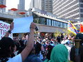 2008 Olympic Torch Relay in SF - Justin Herman Plaza 32.JPG
