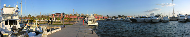 2009-02-19 Yachthafen Glyfada 03