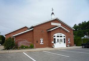 Harbor Springs, Michigan - City Hall