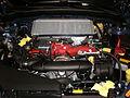 2009 Subaru Impreza WRX STI engine.JPG