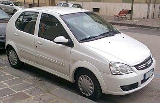 Tata Indica - 2009 facelift Tata Indica