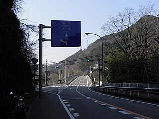 Japan National Route 169