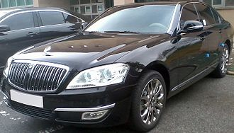 SsangYong Chairman - Image: 20111014 ssangyong new chairman w 1