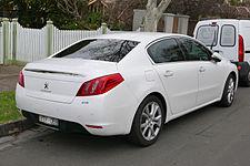 Peugeot 508 Wikipedia Wolna Encyklopedia