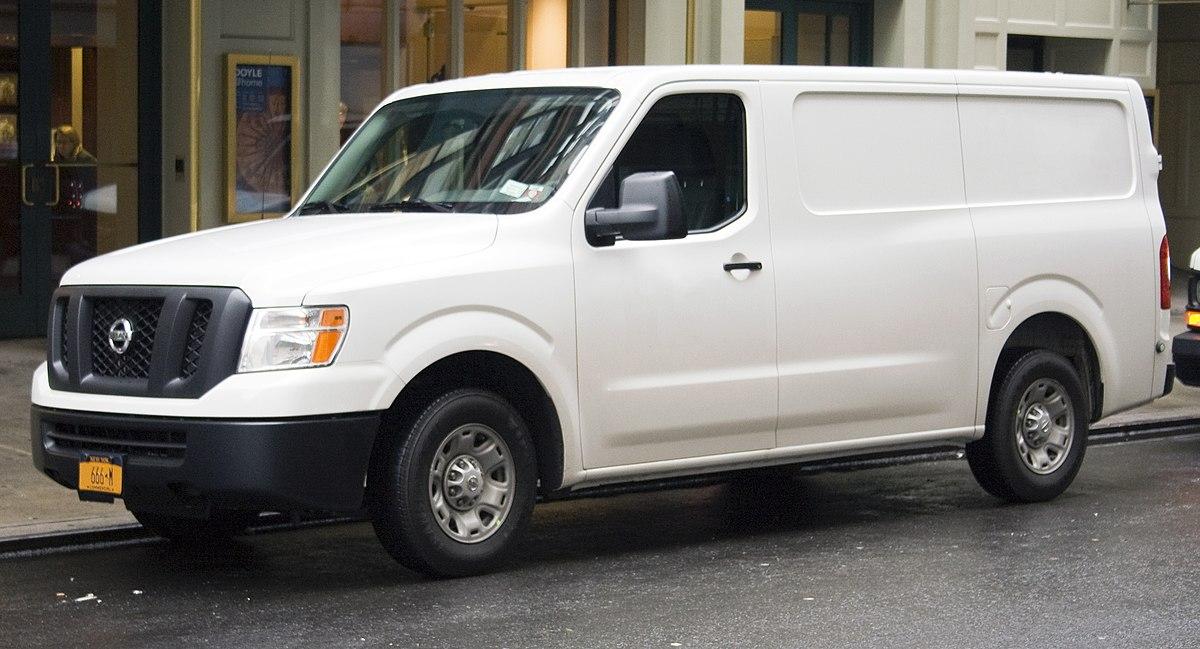 Ford Transit 250 >> Nissan NV — Wikipédia