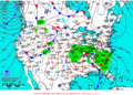 2013-02-26 Surface Weather Map NOAA.png