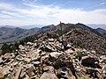 2013-07-22 13 55 34 The summit of McAfee Peak in Nevada.jpg