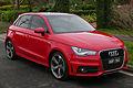 2013 Audi A1 (8X MY14) 1.4 TFSI Sport S line Sportback 5-door hatchback (2015-08-07) 01.jpg