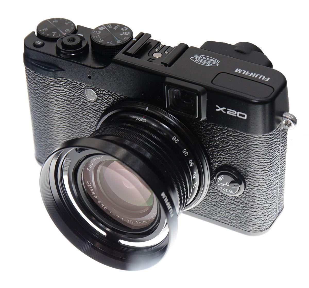 Fujifilm X20 Camera Drivers for Windows Mac