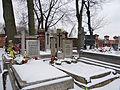 2013 Mariavite cemetery in Płock - 06.jpg