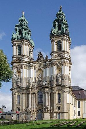 2014 Kościół Wniebowzięcia NMP w Krzeszowie, 01.JPG