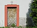 2014 Nysa, Kościół cmentarny Świętego Krzyża 08.JPG
